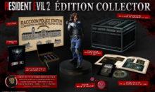 Une édition collector de fou pour Resident Evil 2