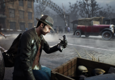 The Sinking City dévoile un peu de gameplay