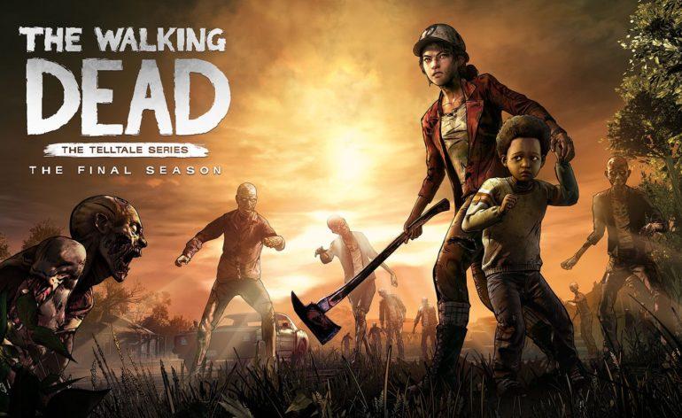 The Walking Dead L'ultime saison, un trailer pour lancer l'épisode 1