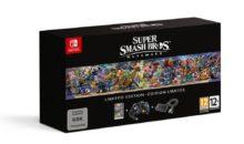 Un pack Super Smash Bros Ultimate avec pad Gamecube !