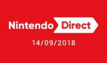 Ce qu'il faut retenir du Nintendo Direct du 13 septembre 2018 (résumé)