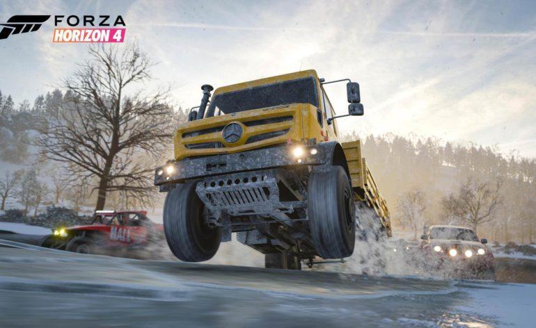 Forza Horizon 4, permis de rouler dans la démo