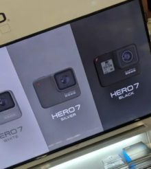 La GoPro Hero 7 est bien dans les tuyaux, semble-t-il !