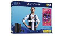La console PS4 Pro avec FIFA 19 en pack, une bonne affaire !