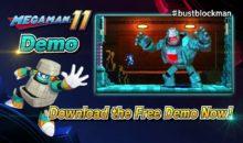 Mega Man 11 déjà jouable sur console Switch !
