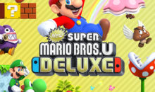 New Super Mario Bros U Deluxe s'anime sur Switch
