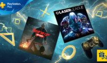 Les jeux gratuits du PS+ en octobre : frissons garantis