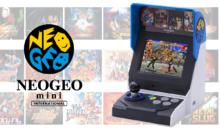 Rupture de stock, déjà, de la Neo Geo Mini
