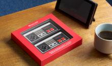 Switch : les manettes NES utilisables uniquement en ligne