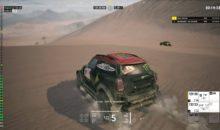 Test de Dakar 18, quelques vidéos en attendant l'assistance