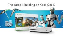 Xbox One S : un pack Fornite sur le modèle de la Switch