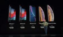 Nouvel iPhone : des ventes en berne et une action qui chute