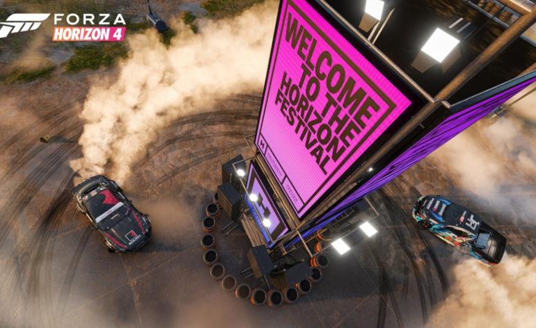 Forza Horizon 4 enfin disponible sur PC et Xbox One !