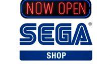 La boutique officielle de SEGA ouvre ses portes (numériques) en France