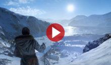 Paris Games Week, Battlefield 5 du voyage, trailer à l'appui