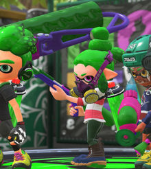 Splatoon 3 verra-t-il le jour sur Nintendo Switch ?