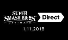 Un Super Smash Bros Ultimate Direct annoncé !