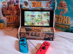 toki arcade switch