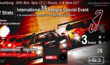 eSport : Les meilleurs simracers Gran Turismo rassemblés dans une ligue