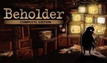Beholder Complete Edition : la délation faite jeu sur Switch