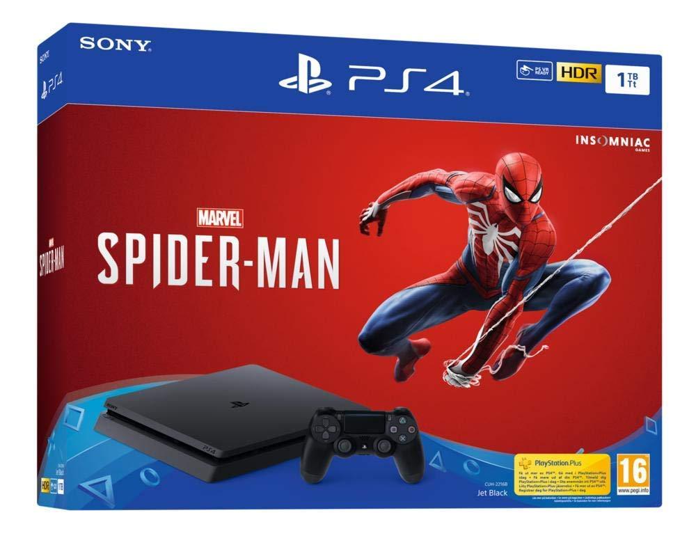 Black friday le pack ps4 spider man en promotion le - Les jeux de spiderman 4 ...