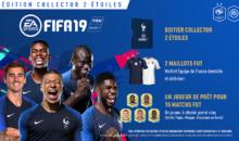 FIFA 19 : une édition spéciale EDF 2ème étoile sur PS4 et One !