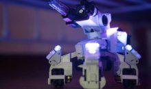 Geio, un robot gamer en mode FPS, dans VOTRE environnement !