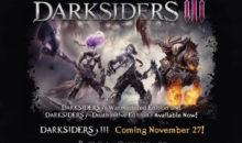 Jouez gratuitement à Darksiders 1 et 2 en précommandant le 3e opus