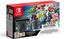 Le pack Super Smash Bros Ultimate avec console est disponible