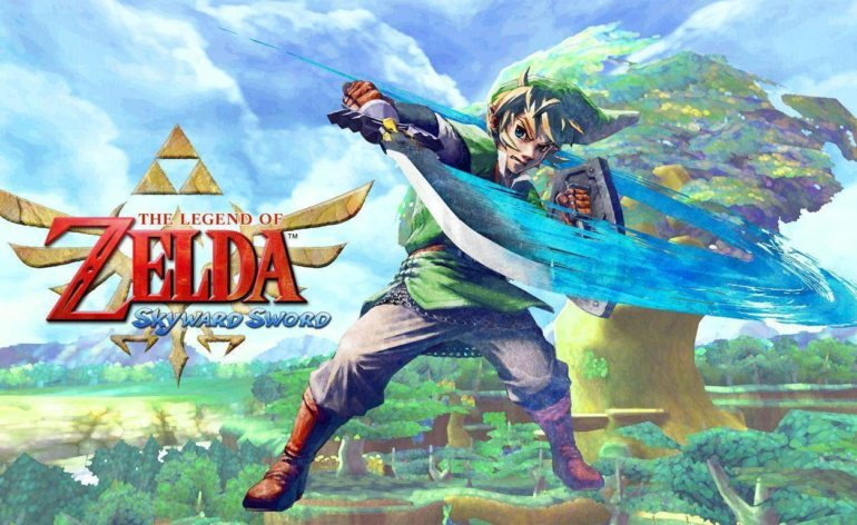zelda skyward sword h.d