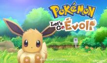 Test : Pokémon Let's Go Evoli, sublime, adorable, remarquable !