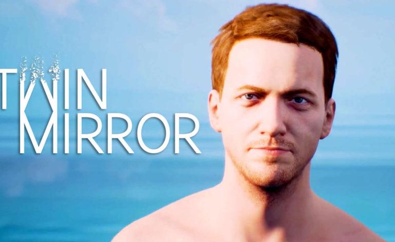 Twin Mirror, le premier épisode se dévoile en vidéo