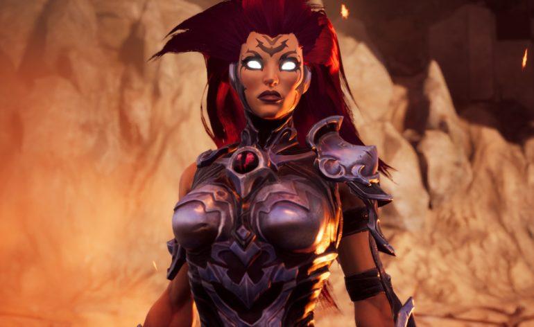 Darksiders III Fury