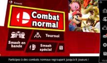 Un éditeur de stages dans Super Smash Bros. Ultimate