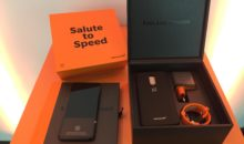 Déballage et découverte de l'élégant OnePlus 6T Mclaren Edition