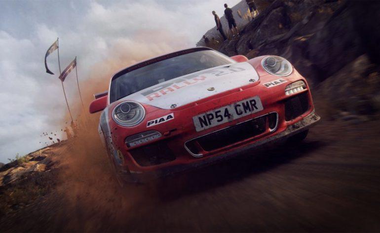 DiRT Rally 2.0, un steelbook et une nouvelle vidéo