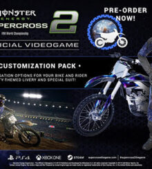 Enfin du gameplay pour Monster Energy Supercross – The Official Videogame 2