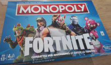 Test du Monopoly Fortnite