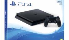 La PS4 Slim à moins de 200 euros, LE cadeau idéal pour les fêtes ??