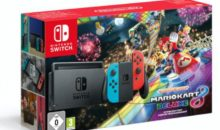 Le pack Switch Mario Kart 8 Deluxe sous la barre des 300 euros