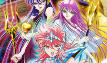 Saint Seiya : Lost Canvas et Saintia Shô en France, sur ADN
