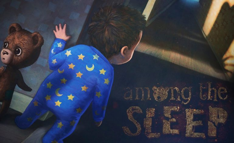 Among the Sleep sur Nintendo Switch en 2019 !
