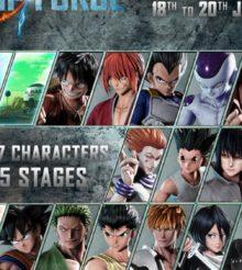 Découvrez Goku, Seiya et Kenshiro dans Jump Force, gratuitement ce jour