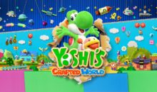 Nintendo Switch : Yoshi's Crafted World daté dans l'hexagone