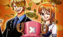 One Piece Bounty Rush créé l'événement sur Smartphone