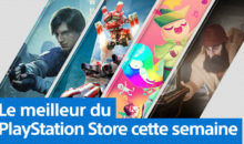 Les nouveautés du PS Store
