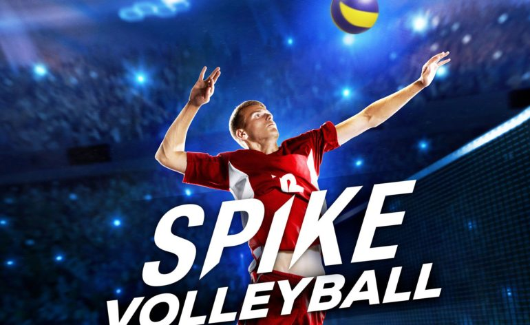 Spike Volleyball, la motion capture du jeu présentée