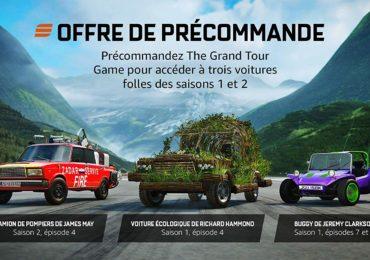 The Grand Tour, démarrage en vue cette semaine !