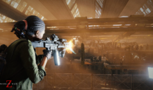 World War Z (PS4) : Premier ressenti avant test, premières minutes de jeu