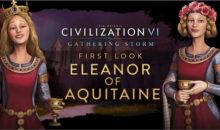 Civilization VI : Aliénor d'Aquitaine livre ses secrets d'histoire